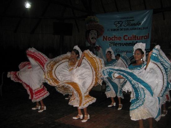 El Timon: Thursday night folk dance show