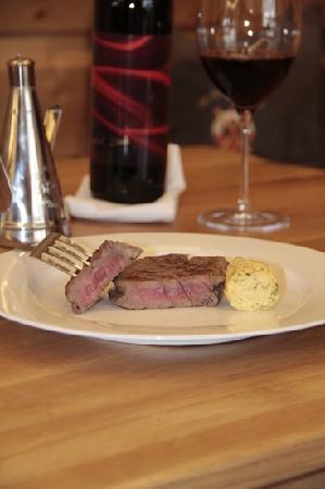 Hagen's Dorfmetzgerei: Steak