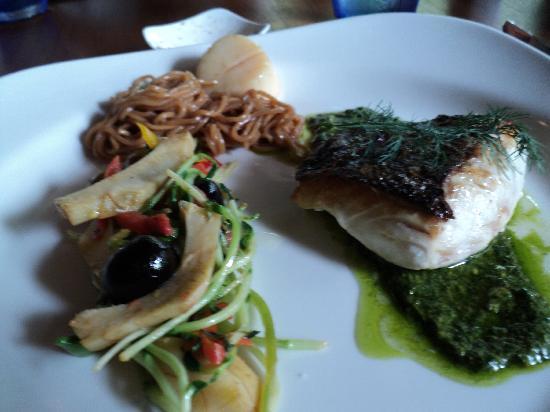 The Pomelo - The Banjaran Hotsprings Retreat : The cod