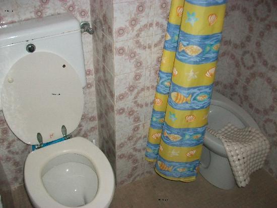 Hotel Stiefel : bagno