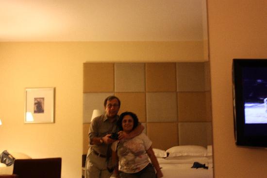 Vivanta Aurangabad: Room