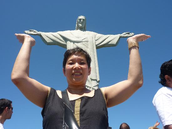 TourGuide Neyla: Reach out & Touch Faith!