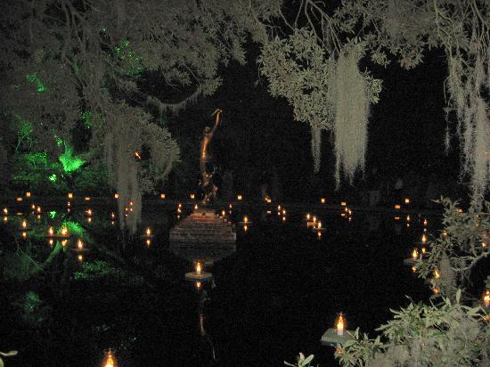 Night Of A Thousand Candles Photo De Brookgreen Gardens Murrells Inlet Tripadvisor
