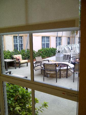 Residence Inn West Palm Beach: Seating area