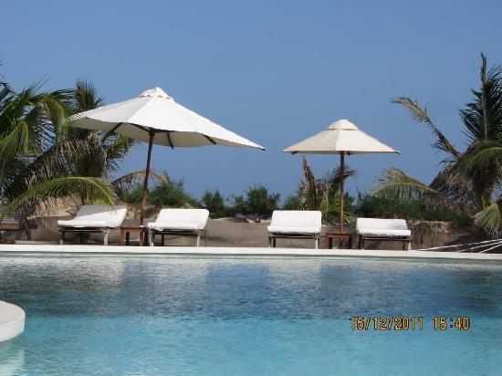 Ocean Beach Resort & Spa: One of 3 pools