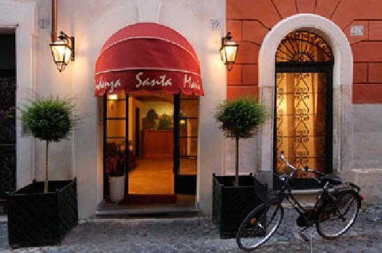 Residenza Santa Maria: Trastevere in Rome