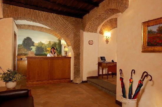 Hotel Residenza San Calisto: Trastevere in Rome