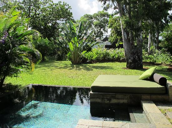 Four Seasons Resort Mauritius at Anahita: Garden villa #123