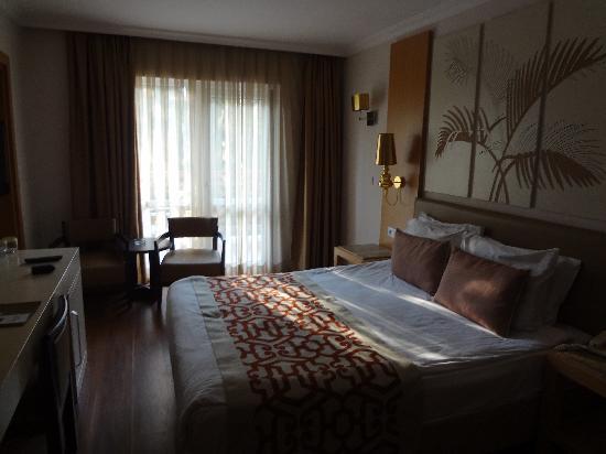 Akka Alinda Hotel: 2ème chambre proposée