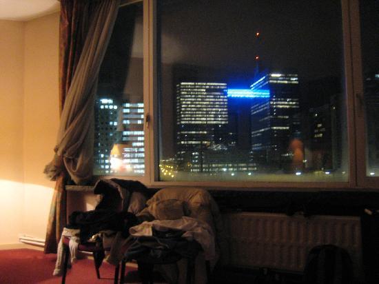 Chao Chow Palace: Vista desde la habitación.