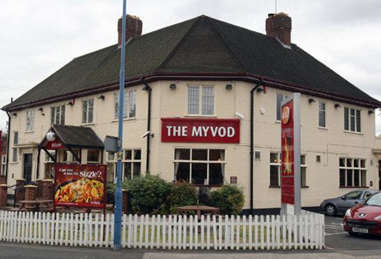 Restaurants Near Wolverhampton Train Station