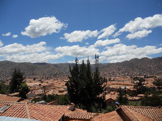 Quinua Villa Boutique: View