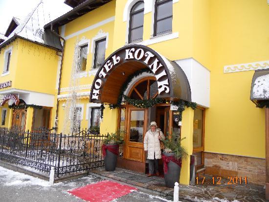 Hotel Kotnik: esterno hotel