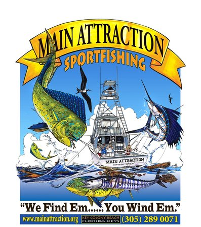 ‪Main Attraction Charter Fishing‬