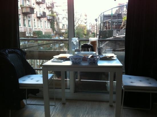 Ark16: our breakfast