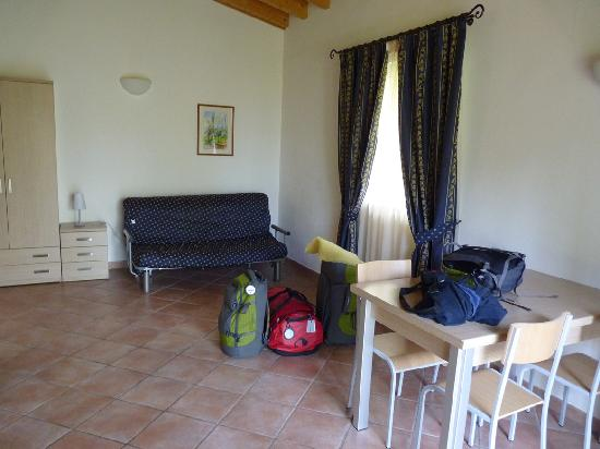 Hotel Livia: Lounge