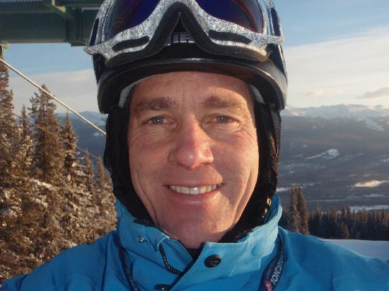 Astoria Hotel: Our resident Ski Instructor- George. He's a Level III instructor. Available for private lessons.