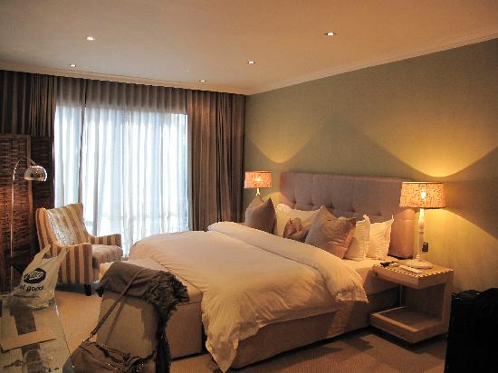 Sugar Hotel & Spa: Perfect atmosphere and supersoft bed linen