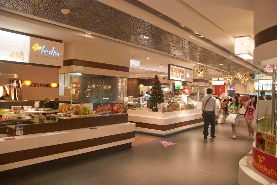 Nearby Malls Food Court