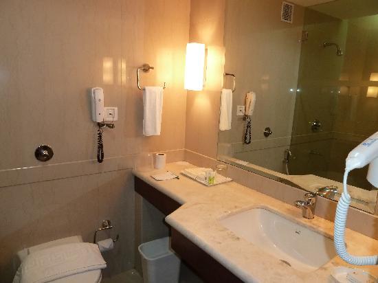 Hotel Abad Plaza: bathroom