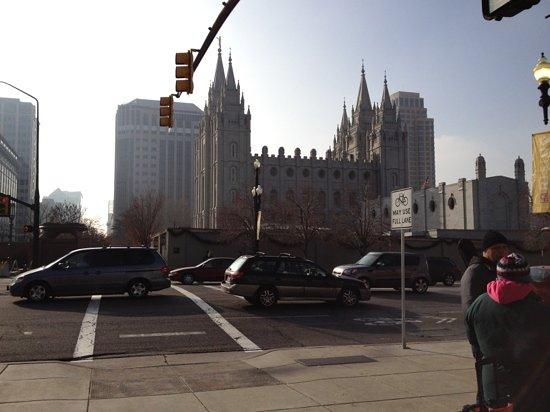 Tabernacle Organ Recitals: temple