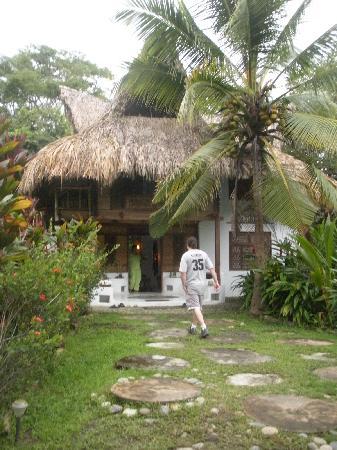 Playa Koralia: llegando