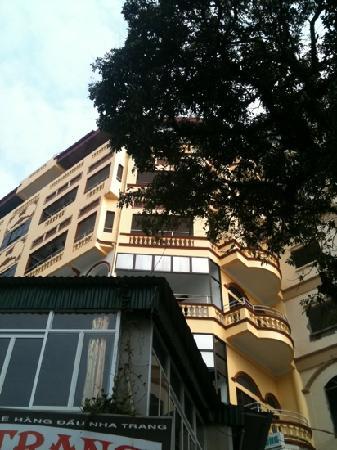 Thuy Duong Hotel Ha Long: entrada