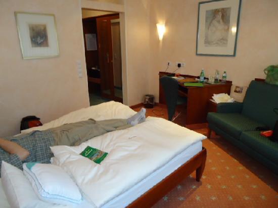 Hotel Haus Elmer: Double room #14