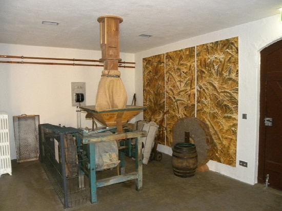 Nordhauser Traditionsbrennerei: Alte Kornmühle, Nordhäuser Traditionsbrennerei