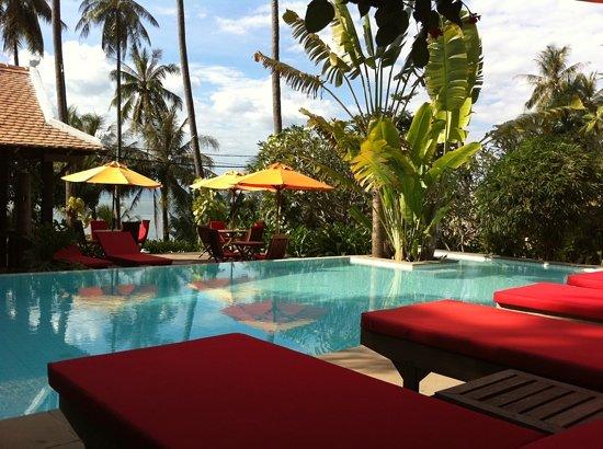 Mealea Resort : pool