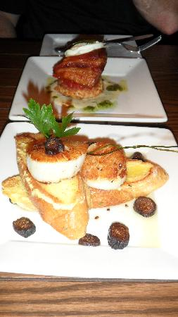 Eno Vino Wine Bar & Bistro: Dessert