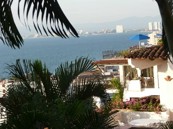 Villas Loma Linda: View of Banderas Bay