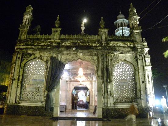 Bombay, India: Haji Ali Mosque