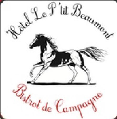 Hotel Le P tit Beaumont: Logo