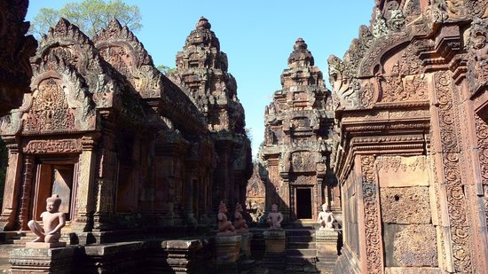 Siem Reap Private Day Tours: Temple