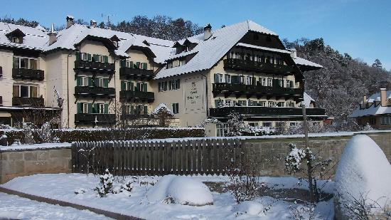Hotel Bemelmans-Post : risveglio natalizio