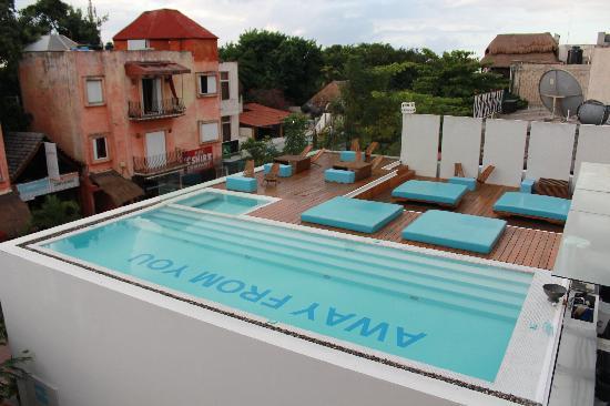 Deseo Hotel: schönes Design