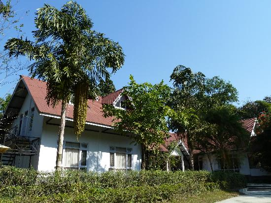 Bon Habi Resort : Outside of hotel