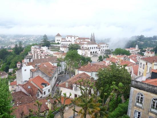 Bed and Breakfast Villa Mira Longa : vistas desde la habitación