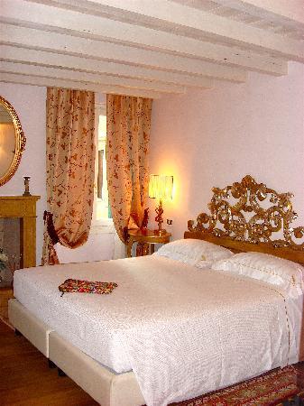 Il Sogno di Giulietta : The room