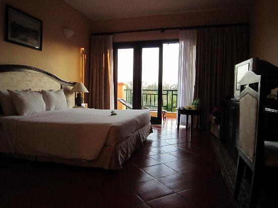 Pandanus Resort: superior room