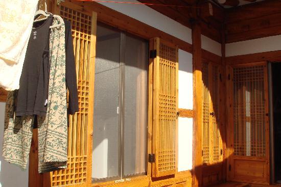 Bukchon Guesthouse: 韓屋