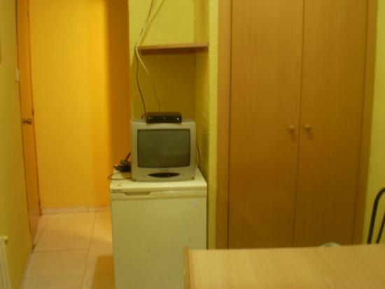 Hostal Al-hambra : Habitación individual