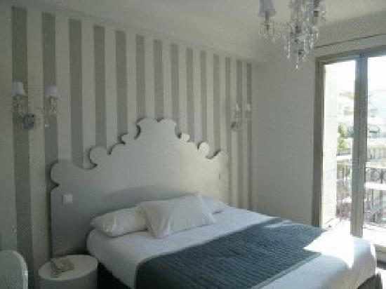 Hotel La Villa Nice Promenade: CHAMBRE