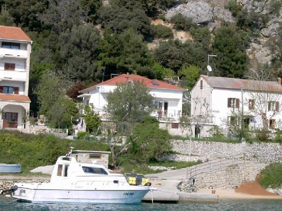 Supetarska Draga, Croazia: My house-accommodation