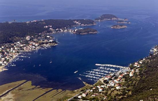 Supetarska Draga, Croazia: ACI MARINA