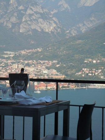 Mej Il Ceppo Restaurant & Relais: Panorama