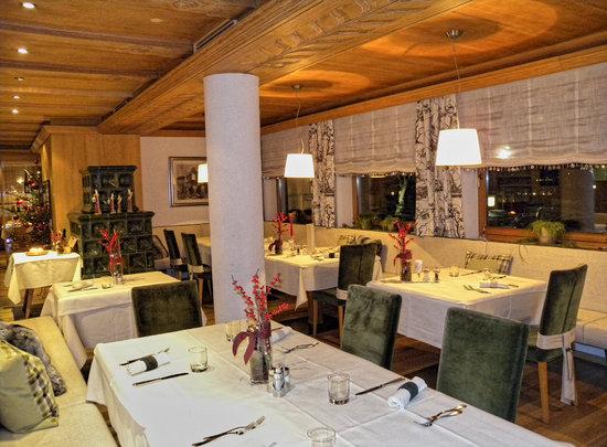 Varna, อิตาลี: Dining room