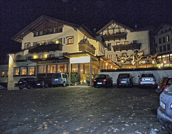 Varna, Italia: Hotel Pacher