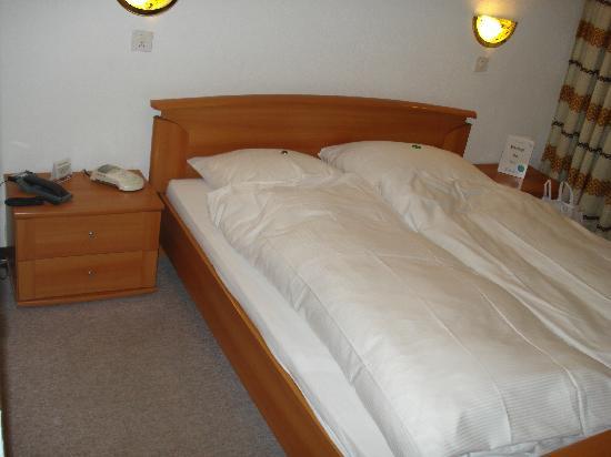 Hotel Marmotte: Chambre